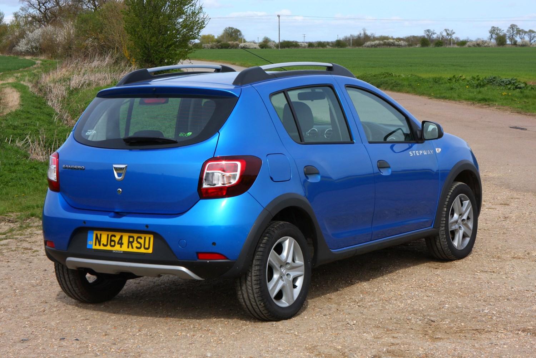 Dacia Sandero Specs >> Dacia Sandero Stepway (2013 - ) Photos   Parkers