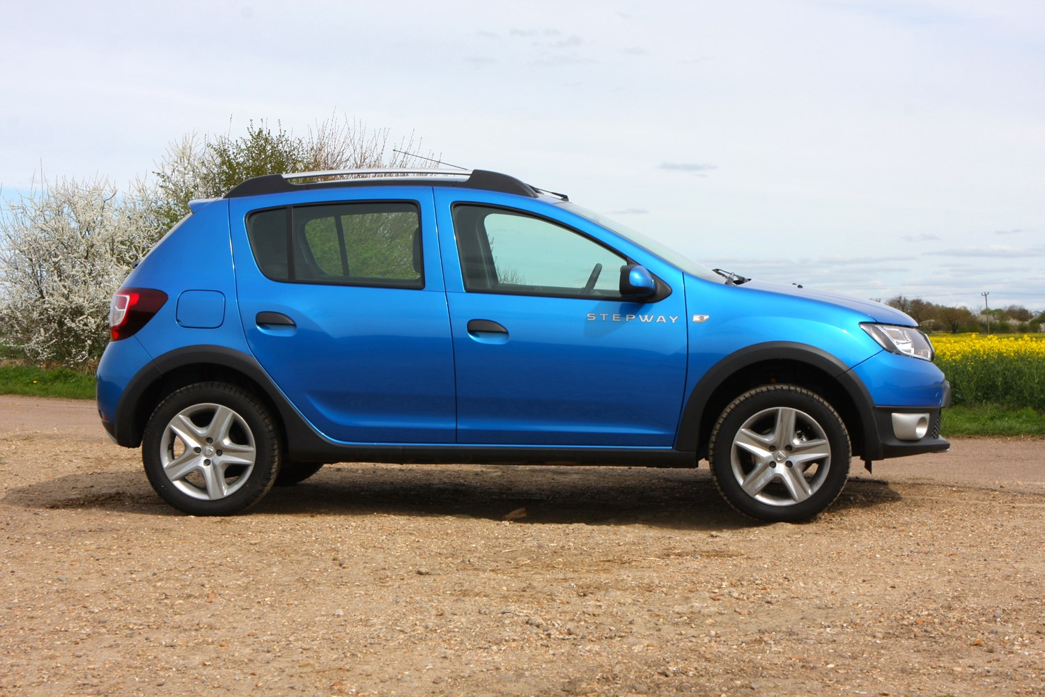 dacia sandero stepway 2013 photos parkers. Black Bedroom Furniture Sets. Home Design Ideas