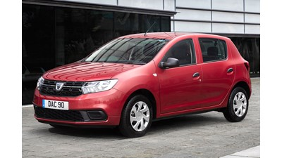 Dacia Sandero Hatchback Ambiance dCi 90 (12/16 on) 5d