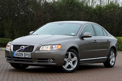 Volvo S80 Reviews  Parkers