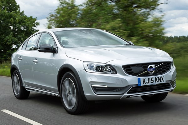 Volvo 2015 S60 Cross Country