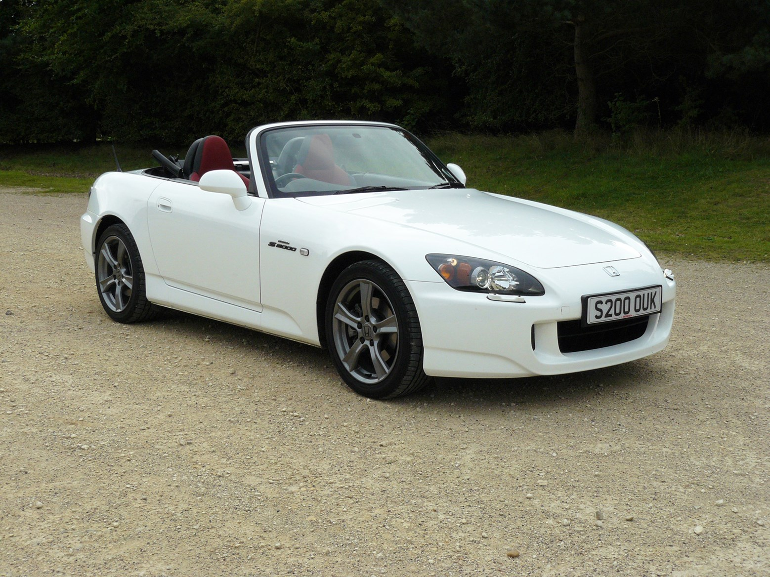 Honda S2000 Roadster 1999 2009 Features Equipment And Accessories Parkers