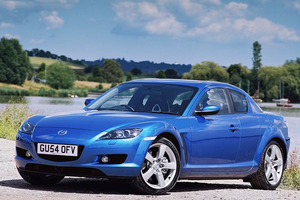 owners reviews: mazda rx-8 coupe 2003 pz 4d | parkers