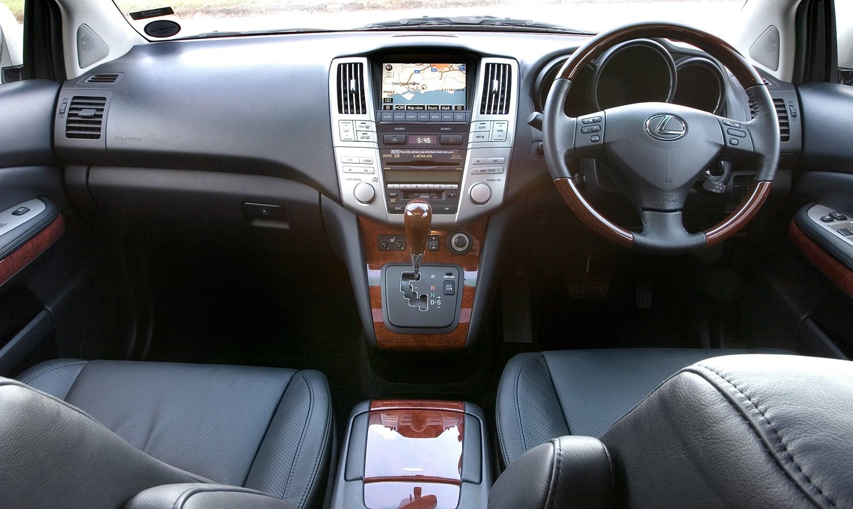 Lexus RX Estate Review 2003  2009  Parkers
