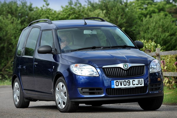 Skoda Roomster (06-15) - rated 4 out of 5