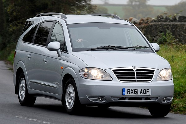 SsangYong Rodius (05-13) - rated 2 out of 5
