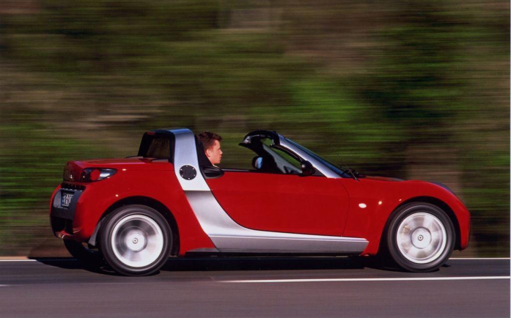 smart roadster roadster 2003 2007 photos parkers. Black Bedroom Furniture Sets. Home Design Ideas
