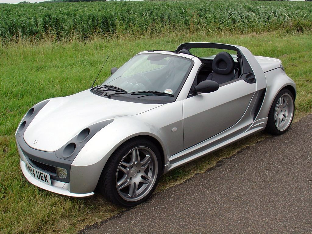 smart roadster roadster 2003 2007 photos parkers. Black Bedroom Furniture Sets. Home Design Ideas
