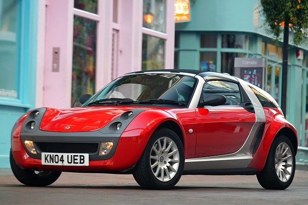 Smart Roadster Coupé 03 07 Rated 3 5 Out Of