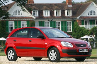 kia rio hatchback from 2005 owners reviews parkers rh parkers co uk 2010 Kia Rio Owner's Manual Kia Rio ManualDownload
