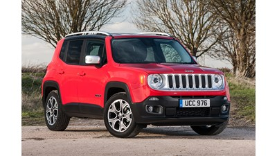 Jeep Renegade 4x4 Limited 1.6 MultiJet II 120hp 4x2 DDCT auto (08/2018 on) 5d