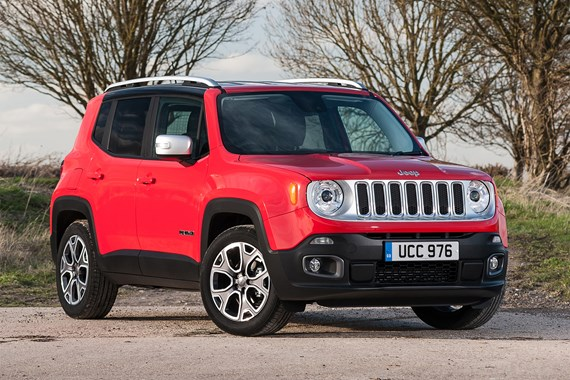 Jeep Renegade 4x4 1 6 Multijet Dawn Of Justice 5d Specs Dimensions Parkers