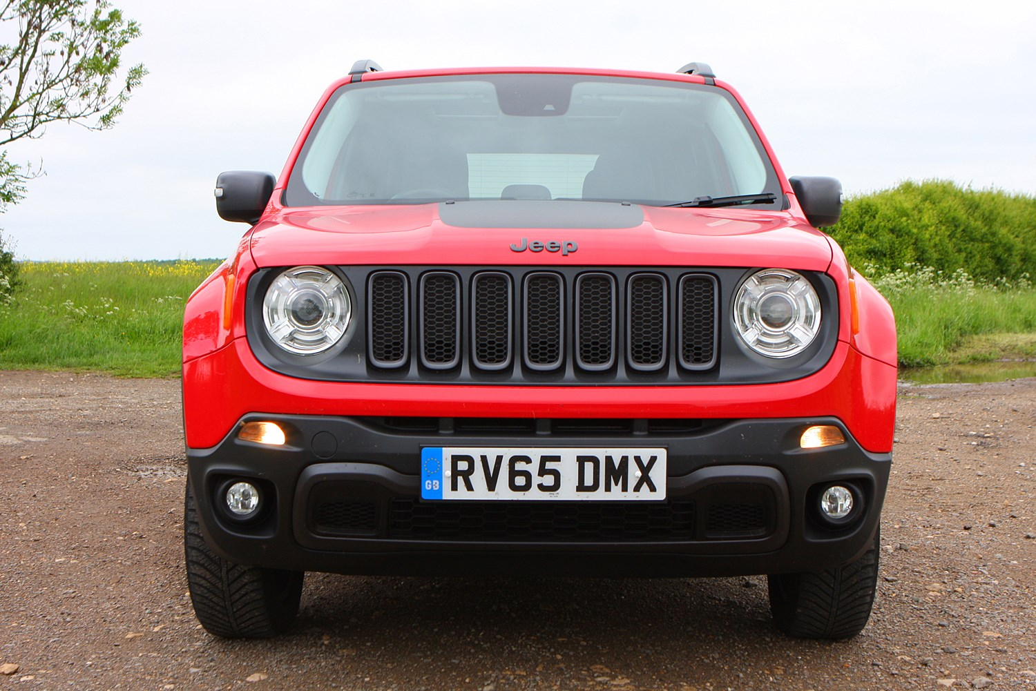 jeep renegade for sale used jeep renegade cars parkers autos post. Black Bedroom Furniture Sets. Home Design Ideas