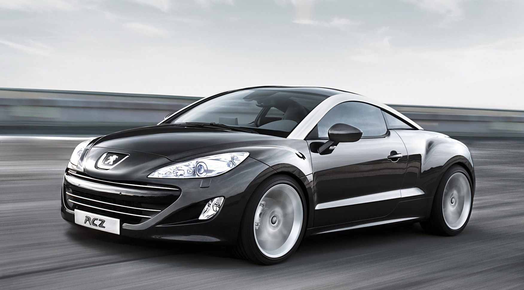 peugeot rcz coupe review 2010 2015 parkers. Black Bedroom Furniture Sets. Home Design Ideas