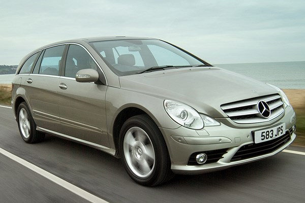 Mercedes benz r class estate from 2006 used prices parkers for Mercedes benz r350 price