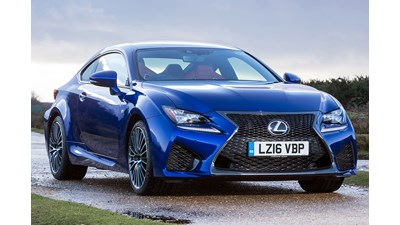 Lexus RC F F (Sunroof) auto 2d