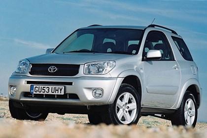 Good Toyota RAV4 (2000   2005)