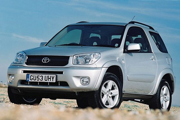 Toyota RAV4 (2000 - 2005) Used Prices