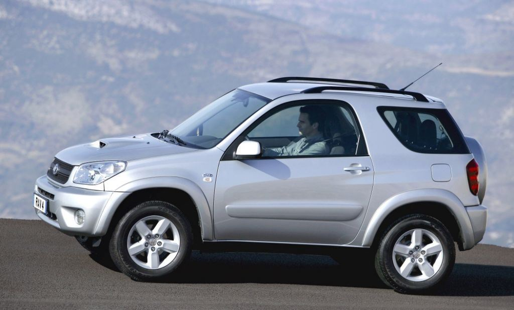 High Quality View All Images Of The Toyota RAV4 (00 05)