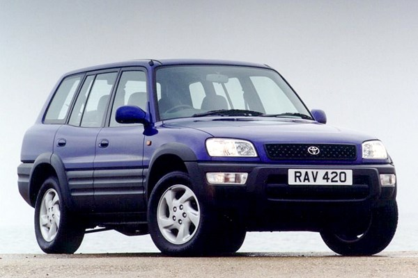 Used Toyota RAV4 Estate (1994 - 2000) Review | Parkers