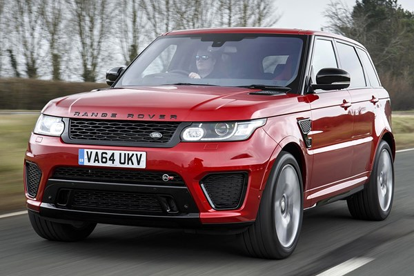 Land Rover Range Sport Svr 15 17 Rated 4 5 Out Of