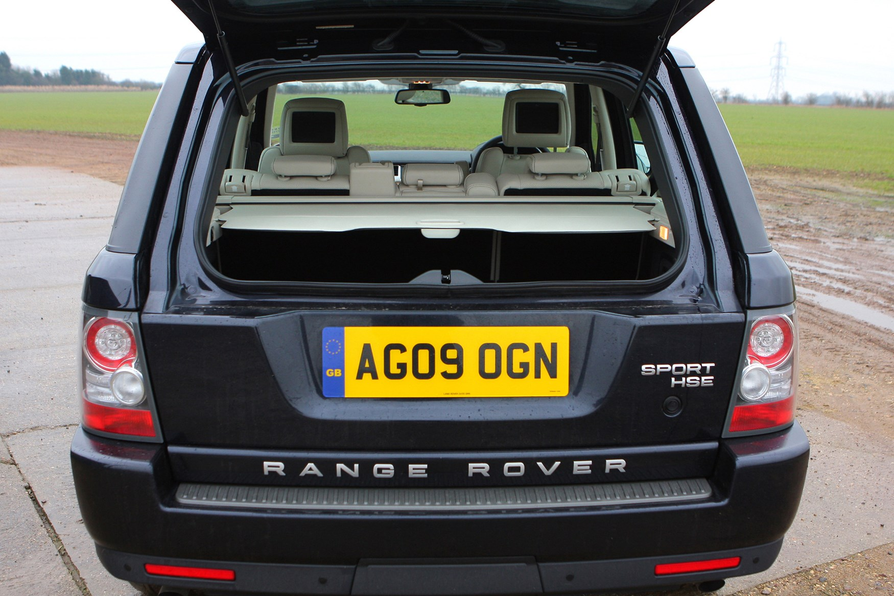 Land Rover Range Rover Sport Estate 2005 2013 Features