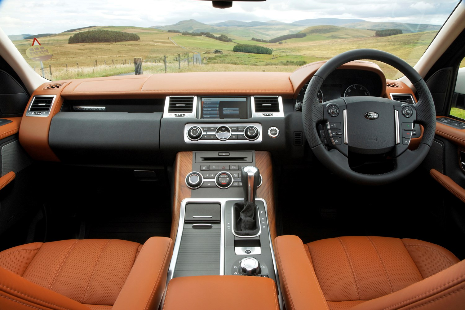 2012 range rover sport black interior images galleries with a bite. Black Bedroom Furniture Sets. Home Design Ideas