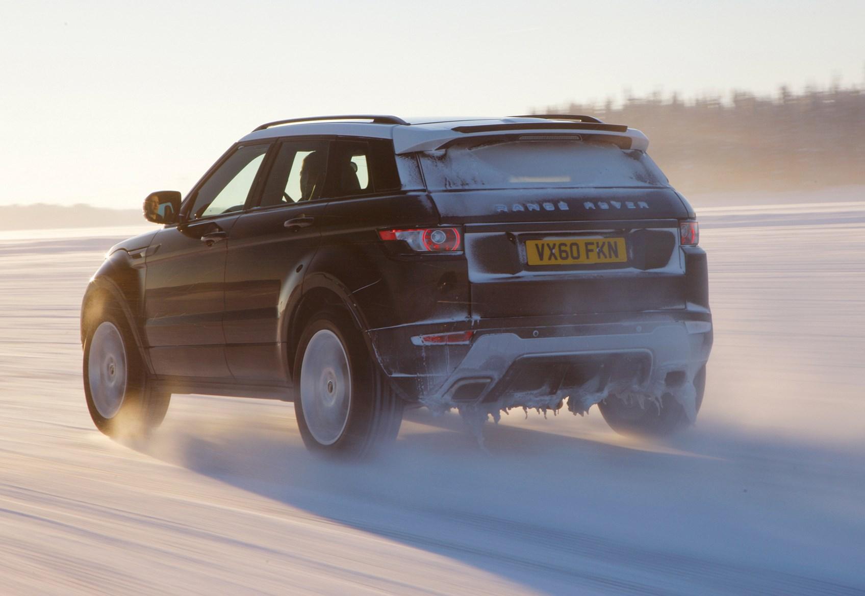 Land Rover Range Rover Evoque Estate 2011 2019 Photos