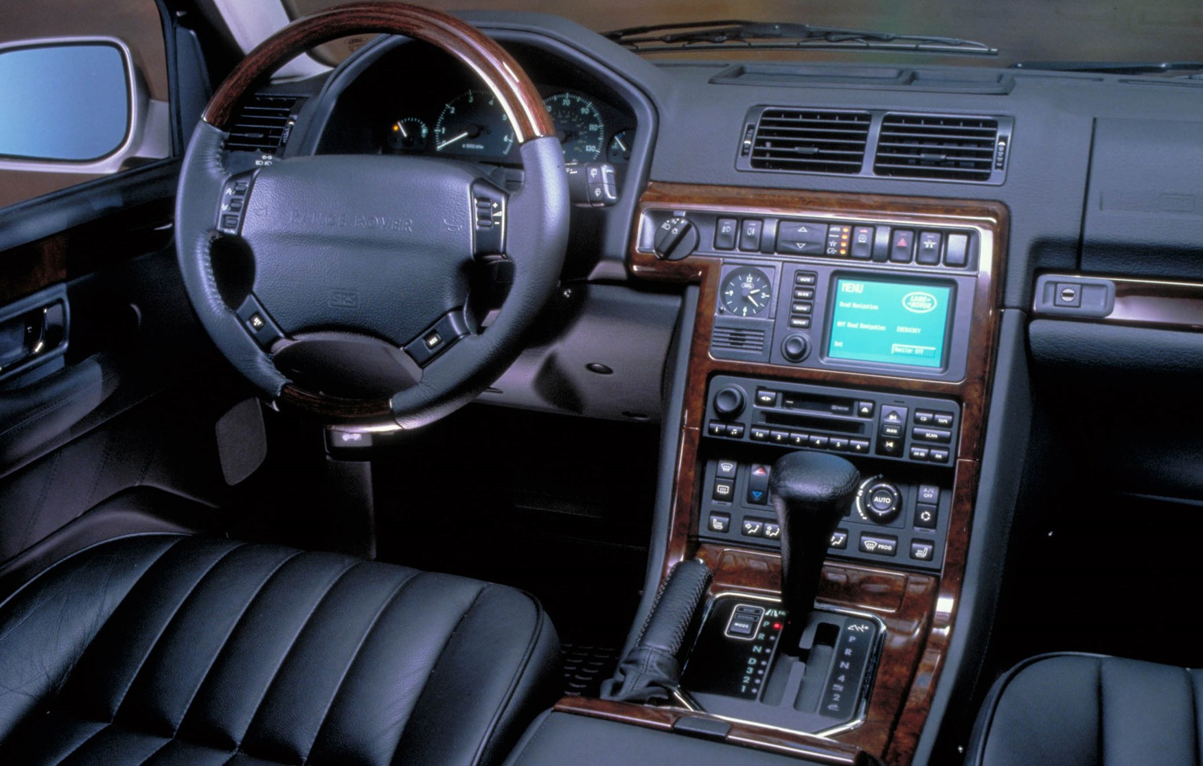 View all images of the land rover range rover 94 02