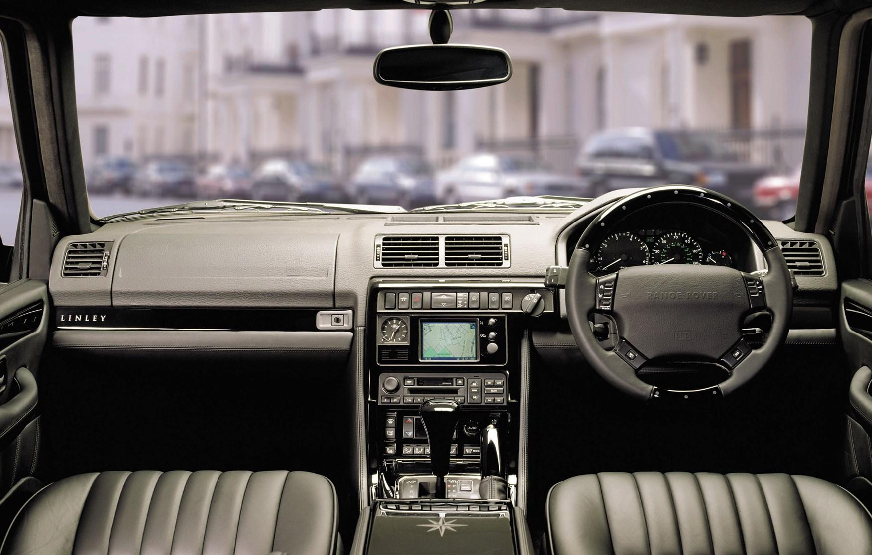Land Rover Autobiography >> Land Rover Range Rover Station Wagon (1994 - 2002) Photos ...