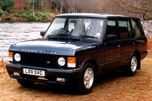 Owners Reviews: Land Rover Range Rover Station Wagon 1981 3 9 Vogue