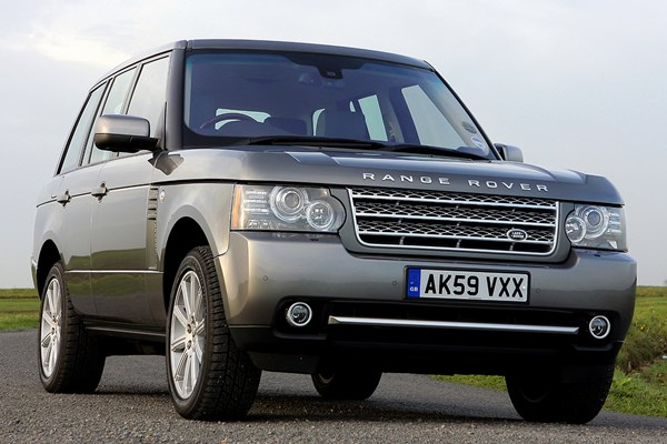 land rover range rover estate review 2002 2012 parkers. Black Bedroom Furniture Sets. Home Design Ideas