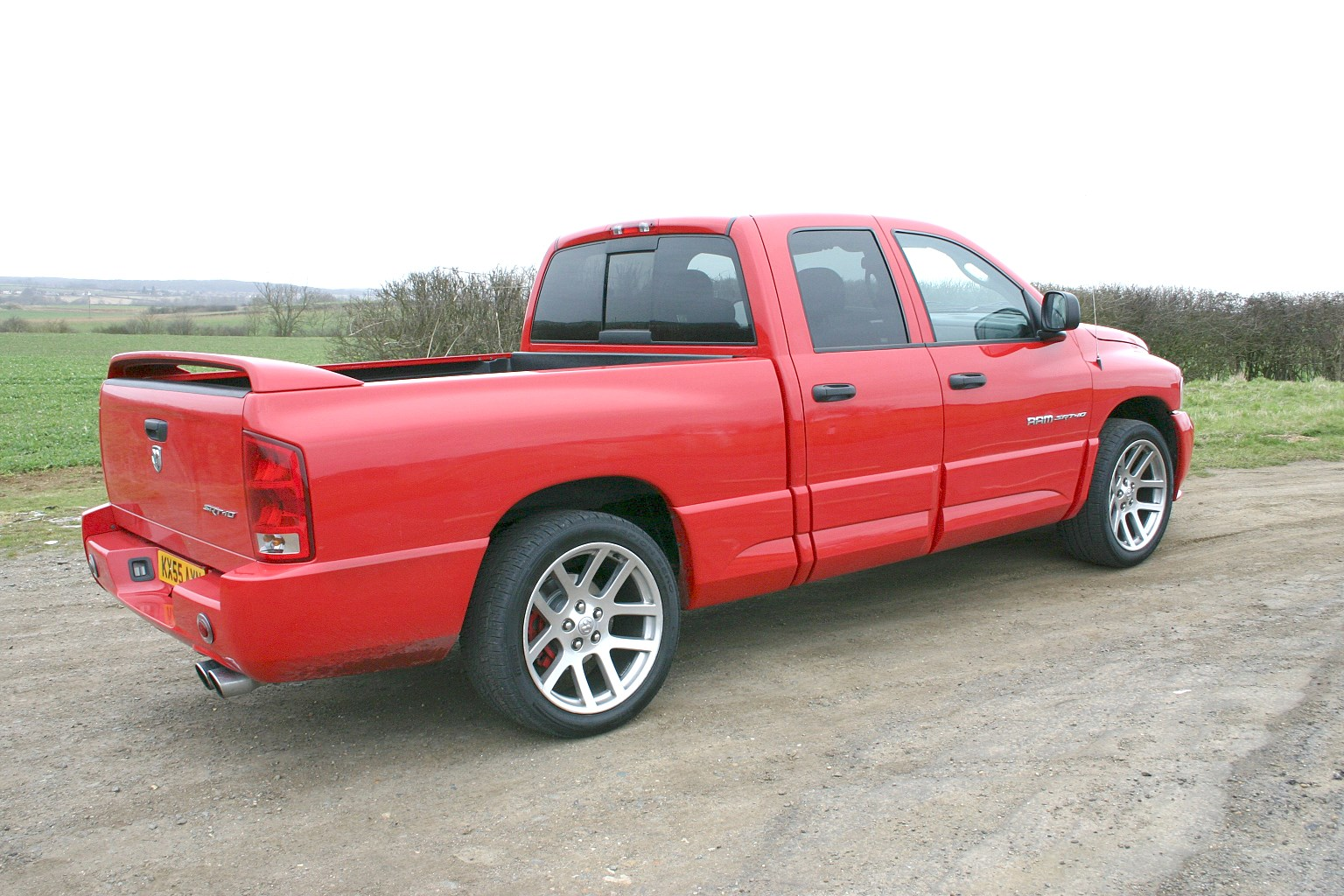 dodge ram srt 10 2005 2006 photos parkers. Black Bedroom Furniture Sets. Home Design Ideas