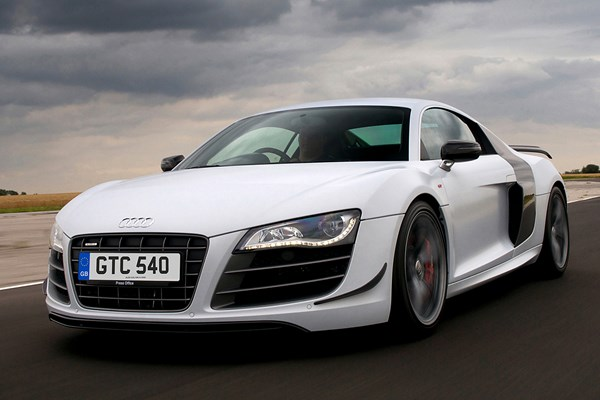 Audi R8 GT Coupe (2011 - 2012) Used Prices