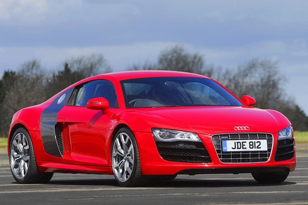 Audi R8 2007 Audi R8 Coupe (from 20...