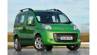 Fiat Qubo Estate Trekking 1.3 MultiJet II 95hp 5d