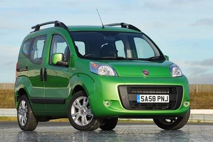 Fiat Qubo specs dimensions facts  figures  Parkers