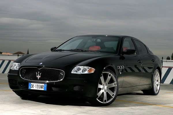 maserati quattroporte saloon from 2004 used prices parkers. Black Bedroom Furniture Sets. Home Design Ideas