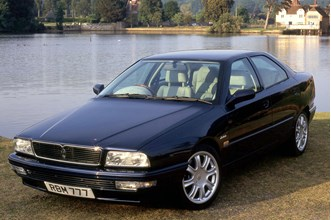 Maserati Quattroporte Saloon (from 1995) Owners Ratings ...