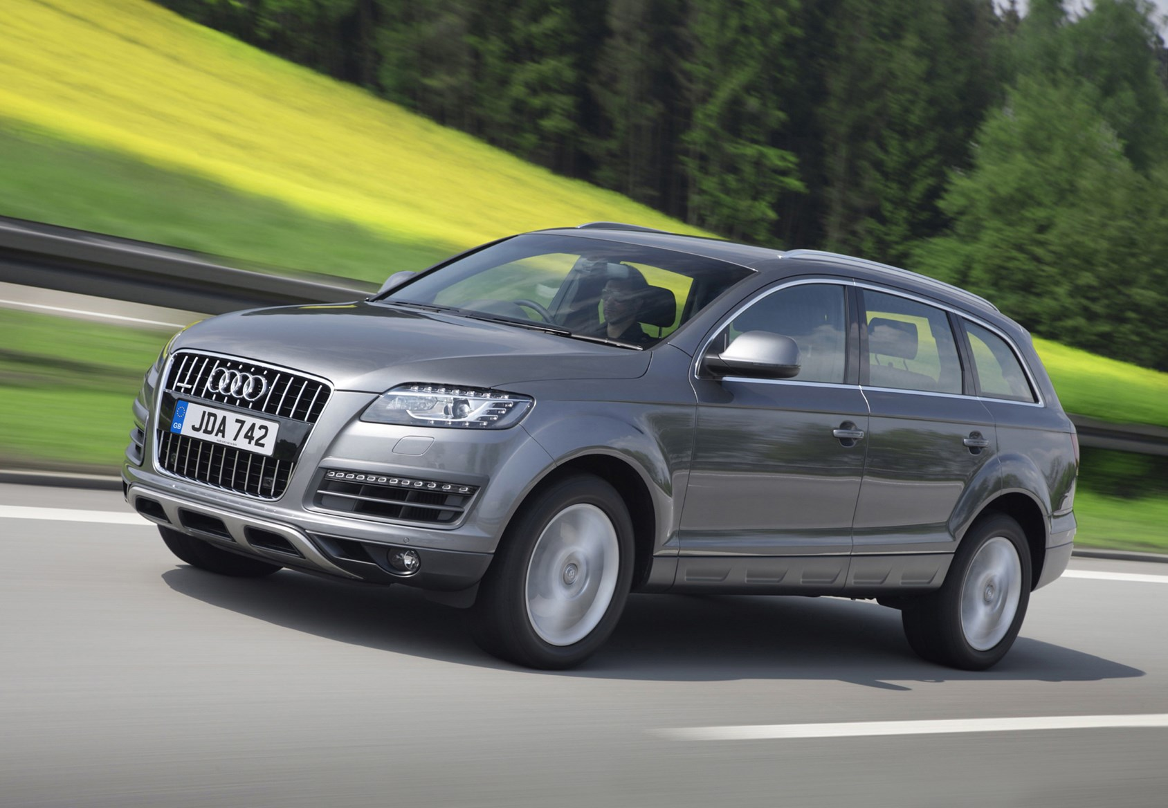Audi Q7 SUV Review 2006 2014