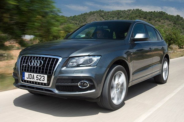 audi q5 estate from 2008 used prices parkers. Black Bedroom Furniture Sets. Home Design Ideas