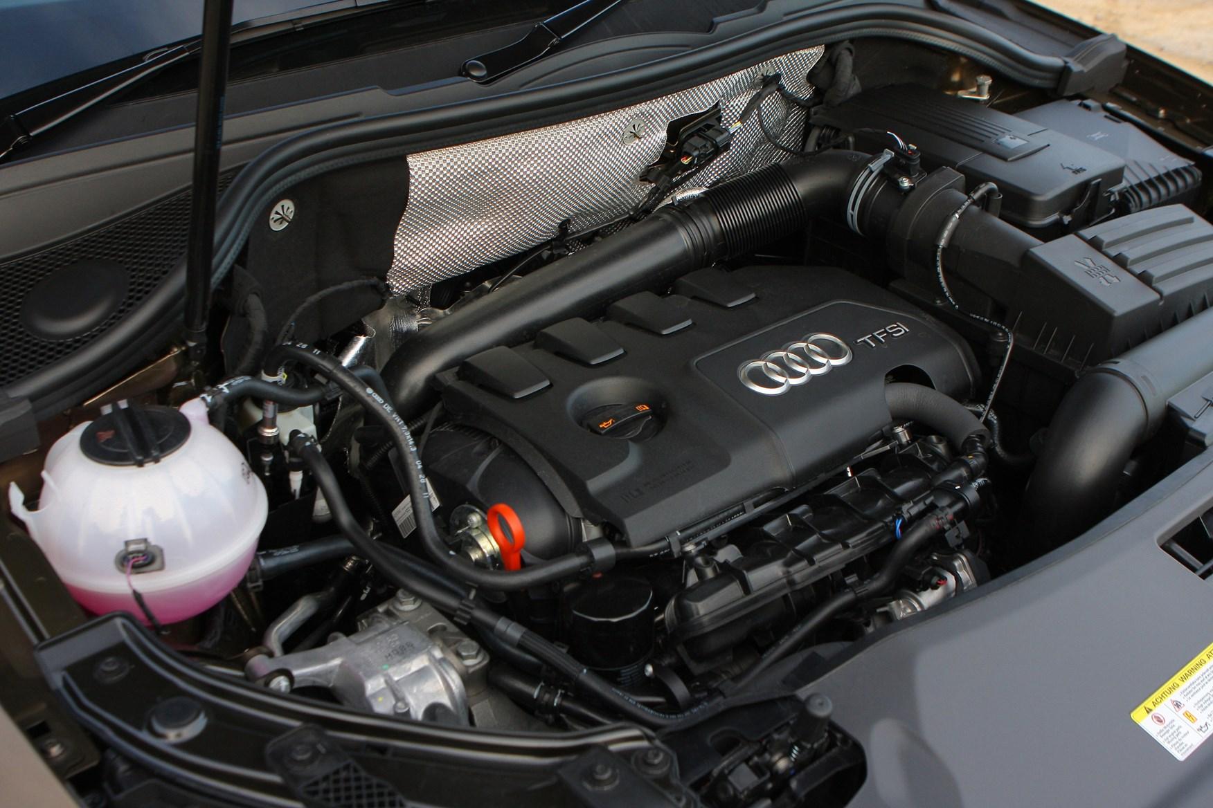 Audi Q3 Estate 2011 Photos Parkers