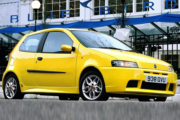 fiat punto hatchback from 1999 used prices parkers. Black Bedroom Furniture Sets. Home Design Ideas