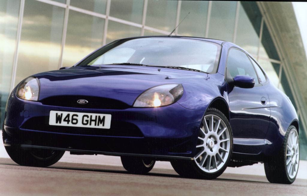 ford puma coupe 1997 2002 photos parkers. Black Bedroom Furniture Sets. Home Design Ideas