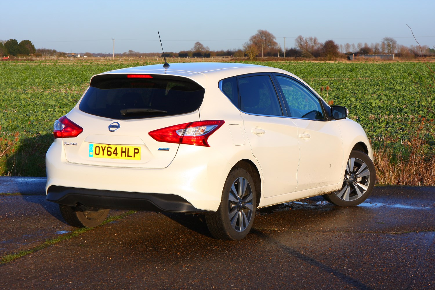 Nissan Pulsar Hatchback (2014 - ) Photos | Parkers