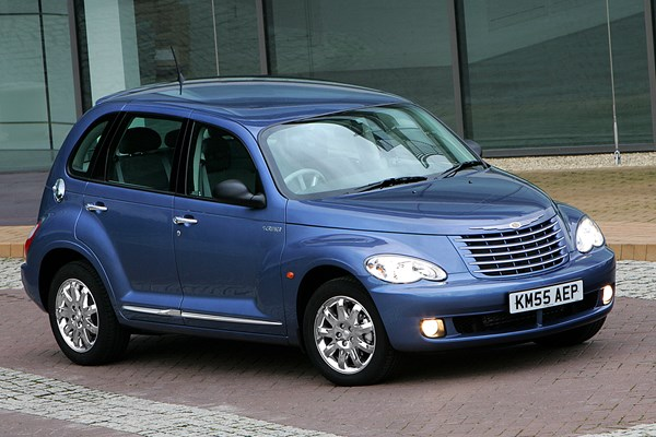 Chrysler Pt Cruiser 00 08 Rated 2 5 Out Of
