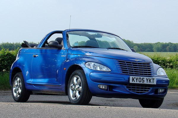 chrysler pt cruiser cabriolet from 2005 used prices. Black Bedroom Furniture Sets. Home Design Ideas