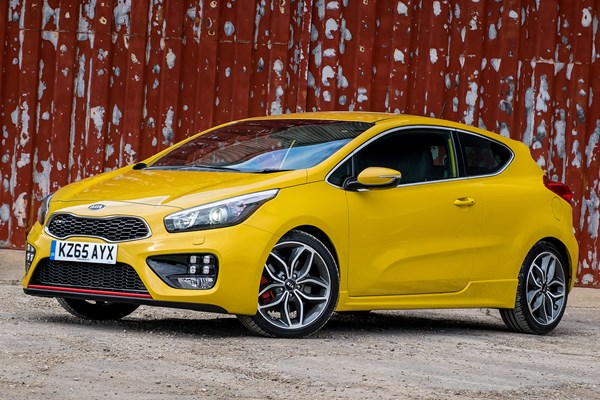 Kia Proceed Gt From 2013 Used Prices Parkers