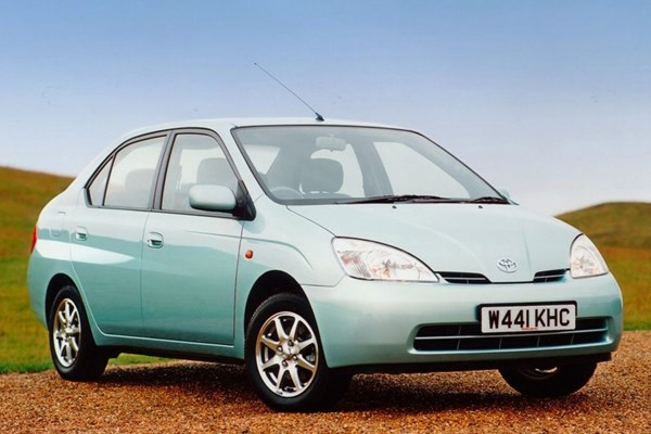 Toyota Prius Saloon (2000 - 2003) Used Prices