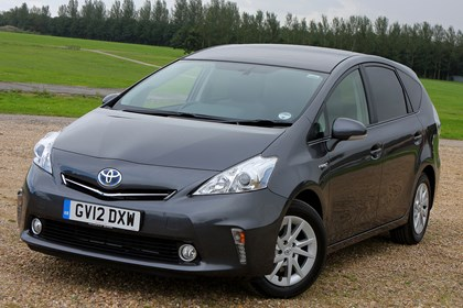 Toyota Prius Plus From 2012 Specs Dimensions Facts Figures